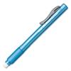 Pentel Clic Eraser Retractable Pen-Shaped Eraser - Refillable - Retractable, Rubber Grip, Non-abrasive - 1Each - White