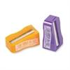 Baumgartens Simple Pencil Sharpener - Handheld - 1 Hole(s) - Plastic - Assorted