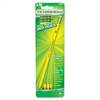 Ticonderoga No. 2 Soft Pencils - #2 Lead Degree (Hardness) - Yellow Barrel - 4 / Pack