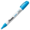 Sharpie Oil-Based Paint Marker - Medium Point Type - Aqua Oil Based Ink - 1 Each