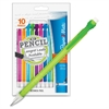 Paper Mate Write Bros Mechanical Pencil - 0.7 mm Lead Diameter - Refillable - Assorted Barrel - 10 / Pack
