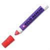 Sakura of America Solid Paint Marker - 13 mm Point Size - Red - Plastic Barrel - 1 Each