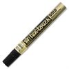 Sakura of America Pentouch Paint Marker - Medium Point Type - 2 mm Point Size - Point Point Style - Gold - 1 Each