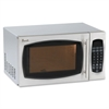 Micrwave Oven - Single - 0.90 ft³ Main Oven - 900 W Microwave Power - Countertop - Stainless Steel
