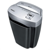 "Fellowes Powershred W11C Cross-Cut Shredder - Cross Cut - 11 Per Pass - for shredding Staples, Credit Card, Paper - 0.16"" x 1.38"" Shred Size - P-4 - 16 ft/min - 9"" Throat - 5 Minute Run Time - 20 Minu"