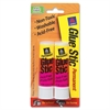 Permanent Glue Stick - 0.260 oz - 2 / Pack - White