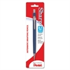 Pentel Sharp Mechanical Pencil - #2, HB Lead Degree (Hardness) - 0.7 mm Lead Diameter - Refillable - Blue Barrel - 1 / Pack