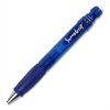 Sakura of America SumoGrip .5mm Mechanical Pencils - 0.5 mm Lead Diameter - Refillable - Blue Barrel - 1 Each