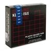 """Kleer-Fax 1/5 Cut Hanging Folder Tabs - 25 Tab(s)2"""" Tab Width - Blue Tab(s) - 25 / Pack"""