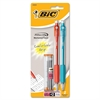 BIC Velocity Mechanical Pencil - #2 Lead Degree (Hardness) - 0.9 mm Lead Diameter - Refillable - Assorted Barrel - 2 / Pack