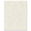 "Array Bond Paper - Letter - 8.50"" x 11"" - 24 lb Basis Weight - Recycled - 10% Recycled Content - Parchment - 1 / Pack - Parchment"