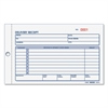 "Rediform Delivery Receipt Book - 50 Sheet(s) - Spiral Bound - 3 Part - Carbonless Copy - 4.25"" x 6.37"" Form Size - 1 Each"