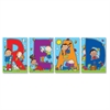 "Carson-Dellosa READ Bulletin Board Decoration Set - 24"" Height x 17"" Width - 1 / Pack"