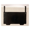 Grand Central Filing System Hanger - for Paper - Plastic - Black - 1 / Pack