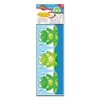 "Carson-Dellosa Frog Good Work Holder - Self-adhesive - Reusable - 5"" Height x 5.75"" Width - Multicolor - 1 / Pack"