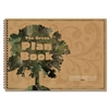 "The Green Plan Book - 96 Sheet(s) - Spiral Bound - 9.25"" x 13"" Sheet Size - Recycled - 1 Each"