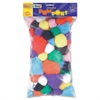 ChenilleKraft Pound of Poms - 1 / Pack - Assorted - Acrylic