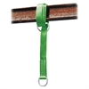"Sperian Cross-Arm Strap - 72"" Length - Green - Nylon"