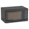 Microwave Oven - Single - 0.70 ft³ Main Oven - 9 Power Levels - 700 W Microwave Power - Countertop - Black