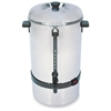 Coffee Pro Percolating Coffee Urn - 80 Cup(s) - Stainless Steel