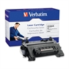 Verbatim 97091 Remanufactured Toner Cartridge - Alternative for HP (CC364A) - Black - Laser - 10000 Page - 1 / Each