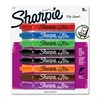 Sharpie Flip Chart Waterbased Marker - Bullet Point Style - Assorted Water Based Ink - 8 / Pack