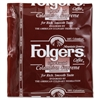 Folgers Ultra Roast Colombian Coffee - Regular - Dark/Bold - 0.9 oz - 150 / Carton