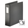 "Cardinal EasyOpen Locking Slant-D Ring Binder - 3"" Binder Capacity - Letter - 8 1/2"" x 11"" Sheet Size - 675 Sheet Capacity - 1 1/2"" Spine Width - 3 x D-Ring Fastener(s) - 2 Inside Front & Back Pocket("