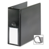 "Cardinal EasyOpen Locking Slant-D Ring Binder - 5"" Binder Capacity - Letter - 8 1/2"" x 11"" Sheet Size - 925 Sheet Capacity - 2 3/4"" Spine Width - 3 x D-Ring Fastener(s) - 2 Inside Front & Back Pocket("