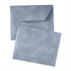 """Quality Park Durable Document Carriers - Letter - 8 1/2"""" x 11"""" Sheet Size - 2"""" Expansion - Paper - Slate Blue - Recycled - 1 Each"""