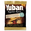 Yuban 100 percent Arabica Ground Coffee Ground - Regular - 1.1 oz - 42 / Carton