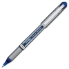 Pentel EnerGel NV Liquid Gel Stick Pen - Medium Point Type - 0.7 mm Point Size - Blue Gel-based Ink - Gray Barrel - 1 Each