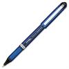 Pentel EnerGel NV Liquid Gel Stick Pen - Fine Point Type - 0.5 mm Point Size - Needle Point Style - Black Gel-based Ink - Blue Barrel - 1 Each