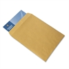 "Business Source Kraft Gummed Catalog Envelopes - Catalog - #10 1/2 - 9"" Width x 12"" Length - 28 lb - Gummed - Kraft - 250 / Box - Kraft"