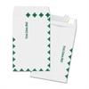 "Business Source Catalog Envelope - Catalog - 6"" Width x 9"" Length - Peel & Seal - Tyvek - 100 / Box - White"