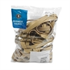 "Business Source Quality Rubber Bands - Size: #107 - 7"" Length x 0.63"" Width - Sustainable - 40 / Pack - Rubber - Crepe"