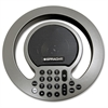 Spracht Aura SoHo Conference Phone - Silver - Corded - 1 x Phone Line - Speakerphone