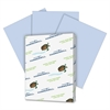 "Hammermill Fore Colored Paper - Legal - 8.50"" x 14"" - 20 lb Basis Weight - Recycled - 30% Recycled Content - 500 / Ream - Orchid"