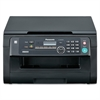 Panasonic Laser Multifunction Printer - Monochrome - Plain Paper Print - Desktop - Copier/Printer/Scanner - 24 ppm Mono Print - 600 x 600 dpi Print - 24 cpm Mono Copy LCD - 600 dpi Optical Scan - 250