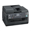 KX-MB2030 Laser Multifunction Printer - Monochrome - Plain Paper Print - Desktop - Copier/Fax/Printer/Scanner - 24 ppm Mono Print - 600 x 600 dpi Print - 24 cpm Mono Copy LCD - 600 dpi Optic