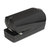 Business Source Flat Clinch Electric Stapler - 20 Sheets Capacity - 210 Staple Capacity - Full Strip - 6 x AA Batteries - Battery Included - Black