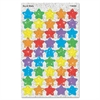 superShapes Sticker - 180 Sparkle Stars - Self-adhesive - Non-toxic, Photo-safe, Acid-free - Assorted - 180 / Pack