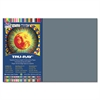 "Tru-Ray Sulphite Construction Paper - 18"" x 12"" - 76 lb Basis Weight - 50 / Pack - Slate Gray - Sulphite"