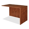 "Lorell Essentials Return Shell - 47.3"" x 23.6"" x 29.5"" - Finish: Cherry, Laminate"