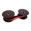 Industrias Kores Ribbon - Dot Matrix - Black, Red - 1 Each