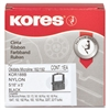 Industrias Kores Ribbon - Dot Matrix - 1 Each