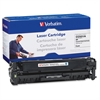 Verbatim Remanufactured Laser Toner Cartridge alternative for HP CC531A Cyan - Cyan - Laser - 1 Each