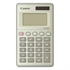 "LS-270G 8-digit Handheld Calculator - 8 Digits - LCD - Battery/Solar Powered - 0.4"" x 2.4"" x 4.1"" - Black - 1 Each"