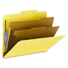 "PressGuard® Classification Folders with SafeSHIELD® Coated Fastener Technology - Letter - 8 1/2"" x 11"" Sheet Size - 2"" Expansion - 6 Fastener(s) - 2"" Fastener Capacity for Folder, 1"" Fas"