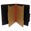 "SJ Paper Fusion Classification Folder - 2 1/4"" Folder Capacity - Letter - 8 1/2"" x 11"" Sheet Size - 2 1/4"" Expansion - 2 Fastener(s) - 2/5 Tab Cut - Right of Center Tab Location - 2 Divider(s) - 25 pt"